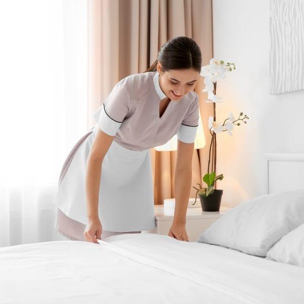 Cómo organizar el trabajo de la empleada de hogar