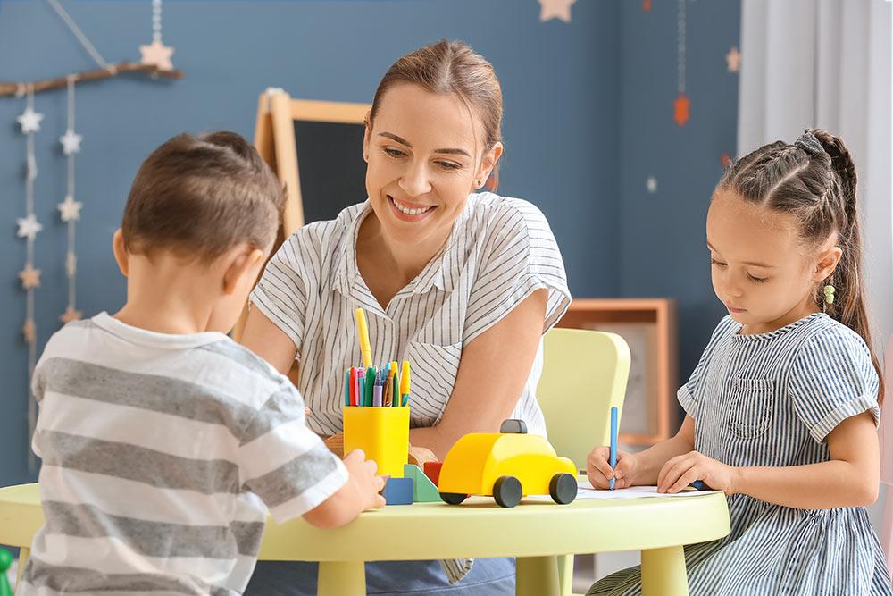 cuidado de niños externas agencia de servicio domestico madrid