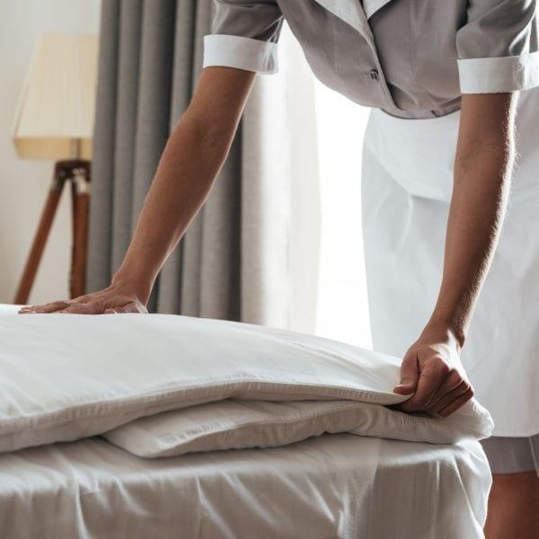 Medidas preventivas ante Covid-19 de las empleadas de hogar